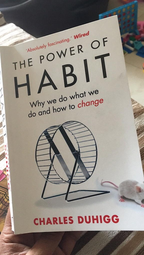 The power of Habit, Charles Duhigg